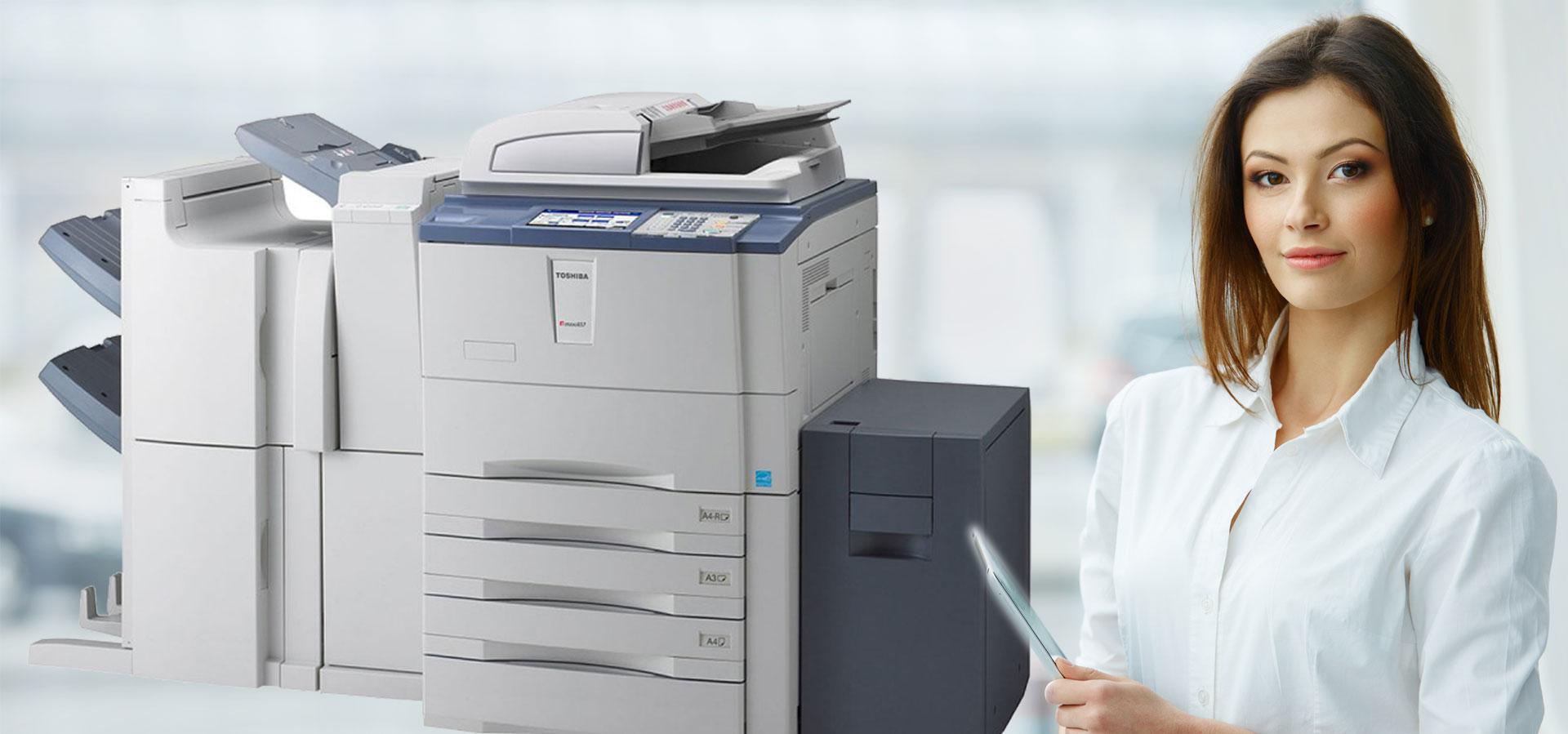 Prodaja, Servis, kopir aparati, štampači, birooprema, računari, POS aparati