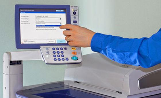 Digitalizacija papirne dokumentacije, integraciju dokumenata u elektronski tok dokumenata