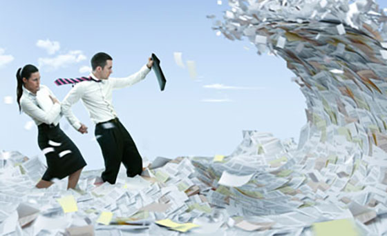 UniDocs, DMS, Upravljanje dokumentima