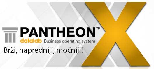 Pantheon, poslovno-informacioni sistem